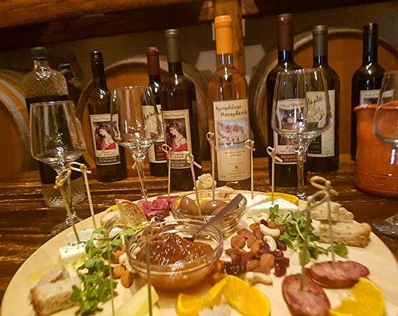 Liotrivi Wine Tasting Experience
