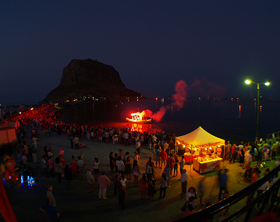 Celebrations & Events Monemvasia